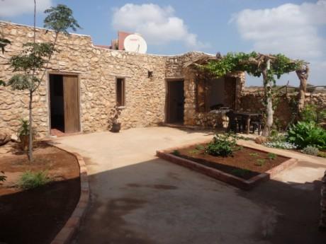 Construire une maison de campagne au maroc