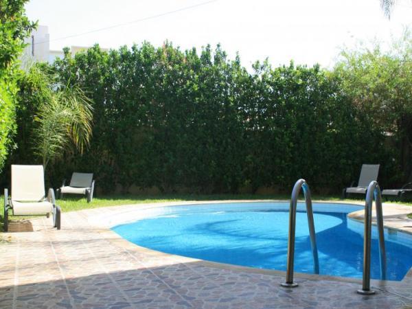 Villa louer agadir maroc avec piscine particulier for Location villa avec piscine agadir