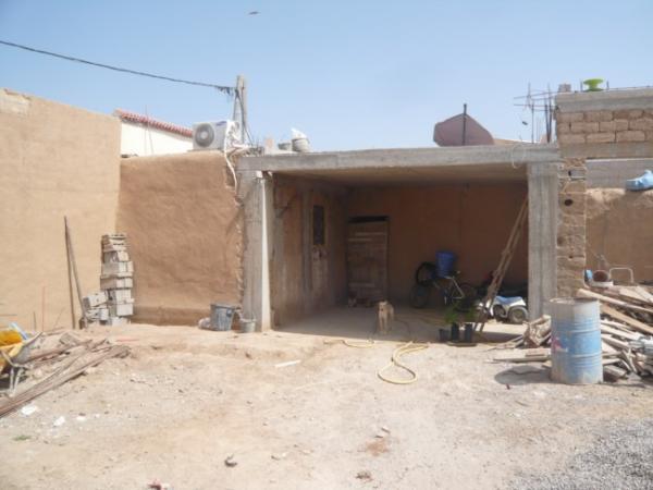 Maison vendre taroudant zone rurale 309 for Agrandissement maison zone rurale