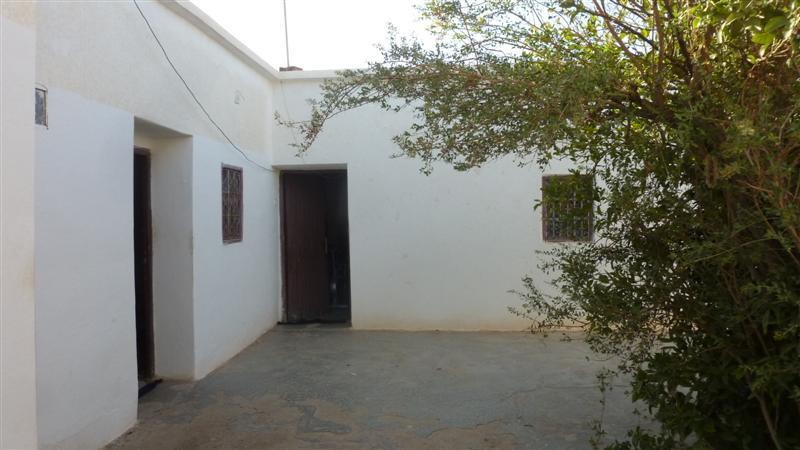Maison vendre taroudant zone rurale 374 for Agrandissement maison zone rurale