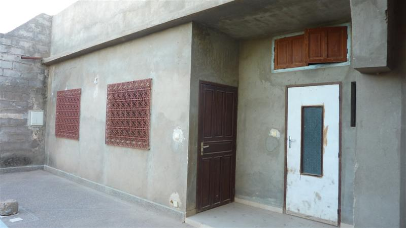 Maison vendre taroudant zone rurale 387 for Extension maison zone rurale