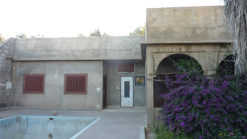 Maison vendre taroudant zone rurale 387 for Agrandissement maison zone rurale