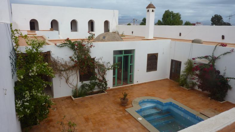 Maison vendre taroudant zone rurale 424 for Agrandissement maison zone rurale