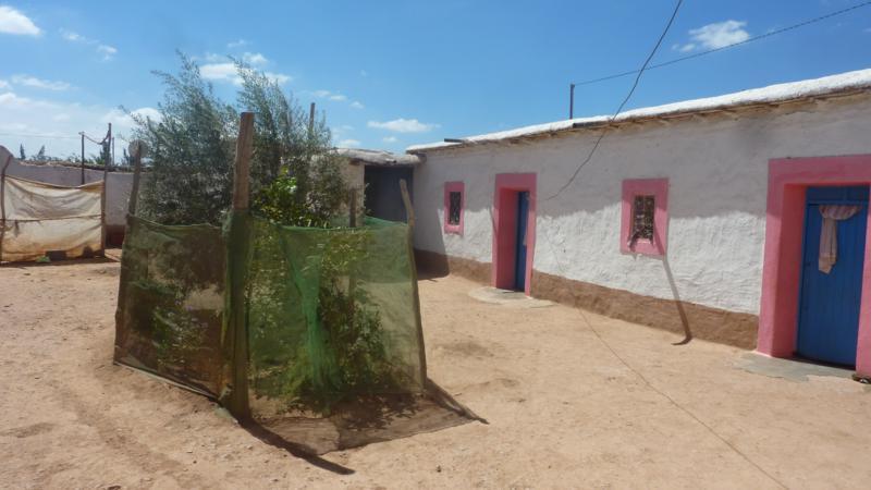 Maison vendre taroudant zone rurale 465 for Agrandissement maison zone rurale