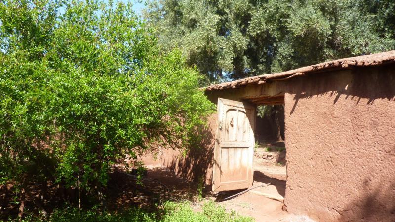 Maison vendre taroudant zone rurale 480 for Agrandissement maison zone rurale