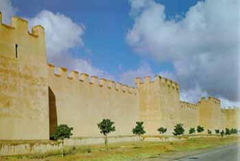 murailles taroudant maroc